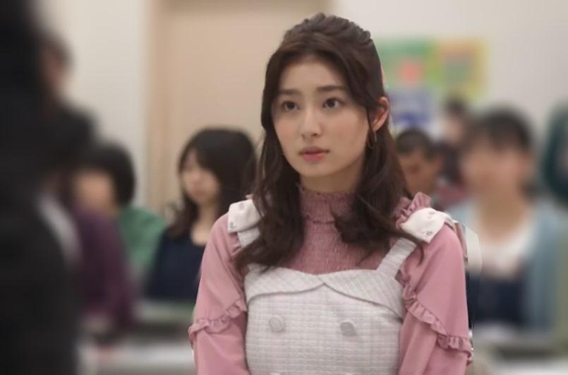 吉川 愛 子役